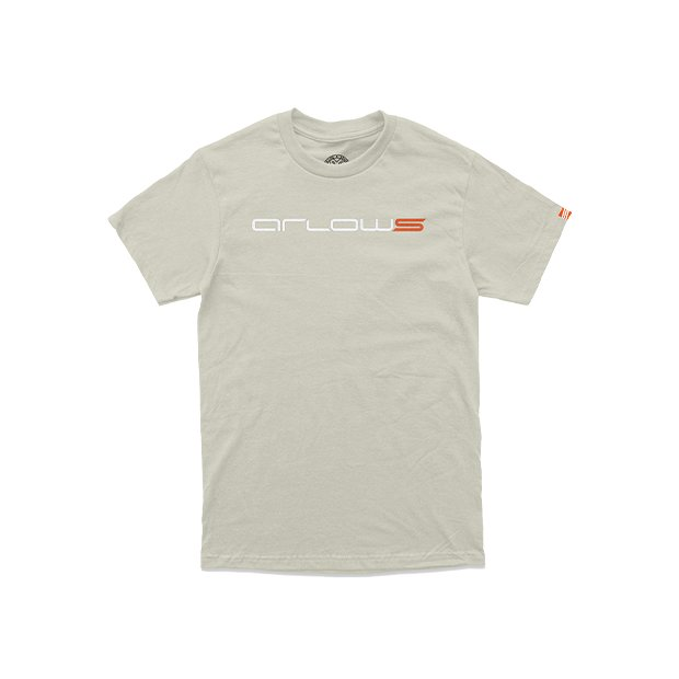 Arlows T-Shirt Greylows