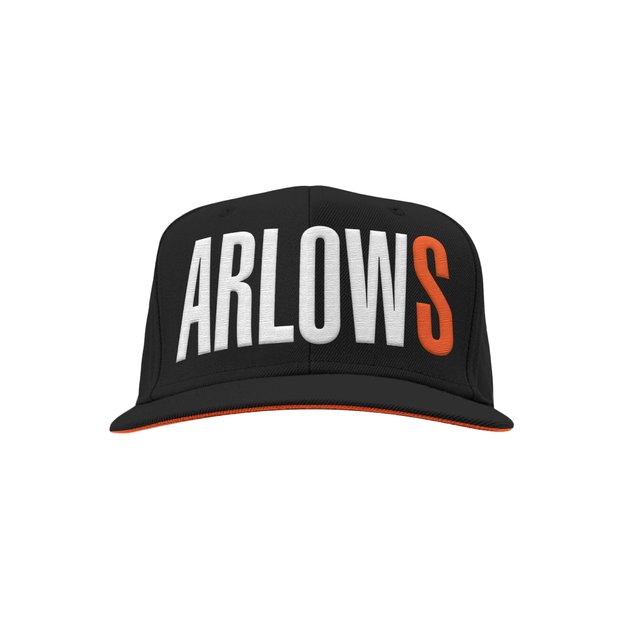 Arlows Snapback ARLOWS Black