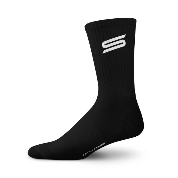 Arlows Socks S Black