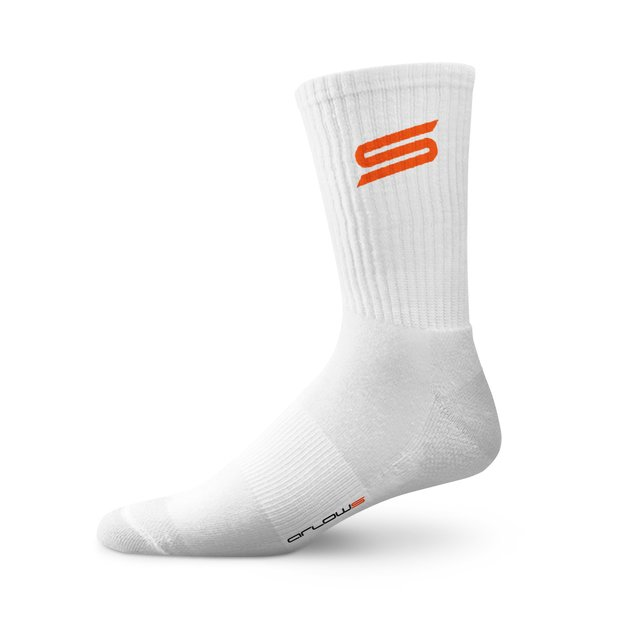 Arlows Socken S White
